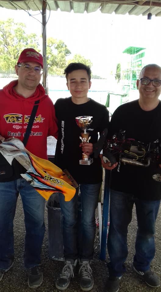 Sul podio al Campionato Regionale GT con I-FeniX